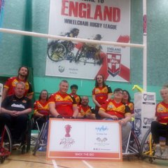 Medway Dragons WRL Victorious
