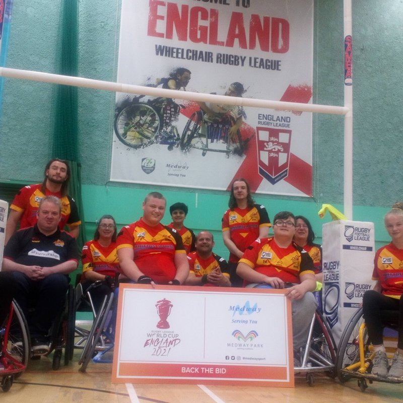 Medway Dragons WRL Nominated for Award!