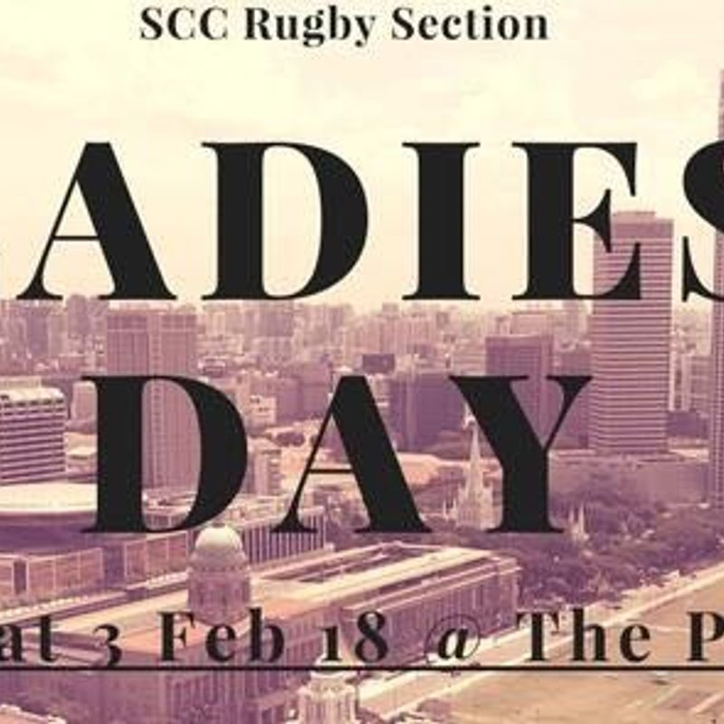 Keep Calm its Ladies Day!