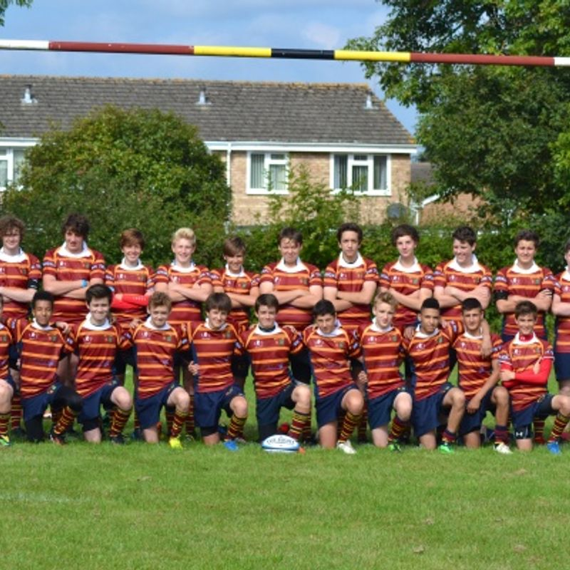 Under 17s lose to Hereford U17s 12 - 38