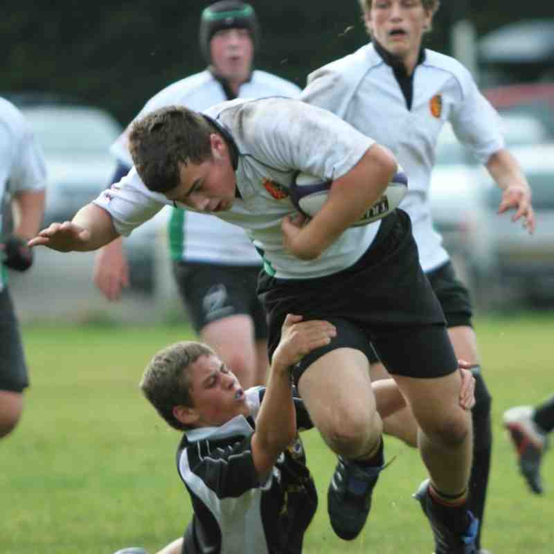 U16s vs Torquay {Devon Cup}