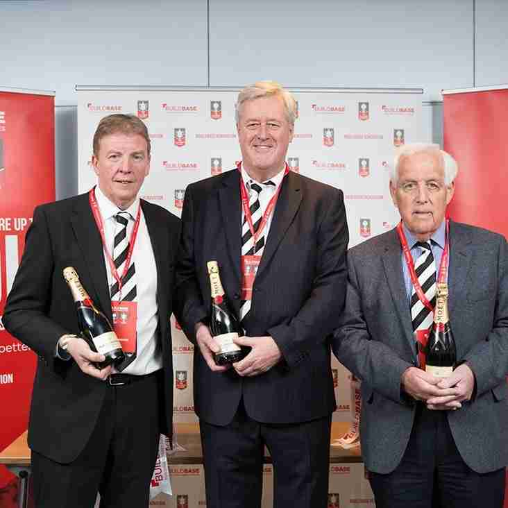 Hanwell Town win Buildbase bursary