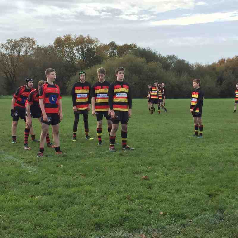 19.11.18 FHRFC v Eastleigh