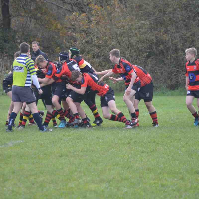 FHRFC v Eastleigh 19.11.18