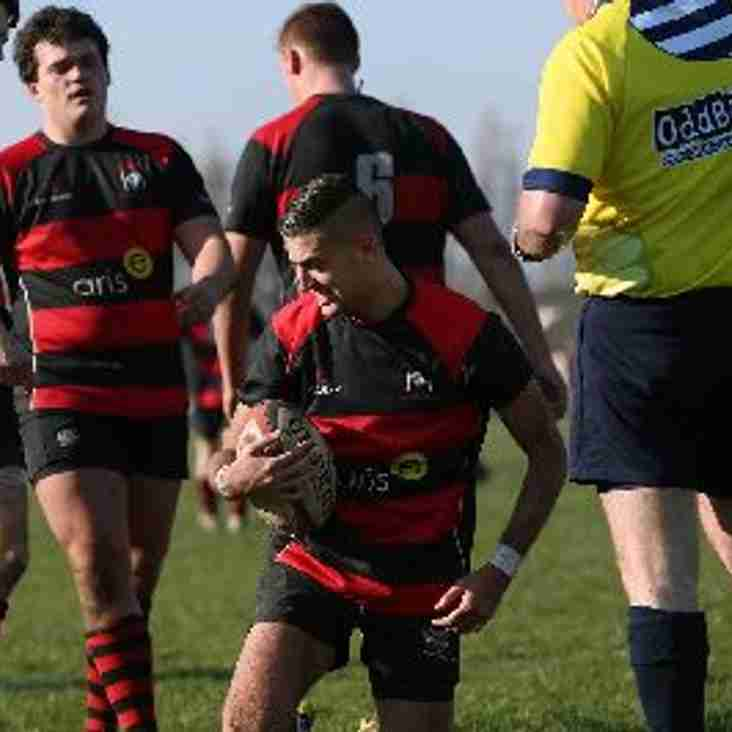 Fareham Heathens through to Finals of Hampshire Plate
