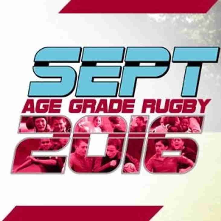 Age Grade Rugby Review
