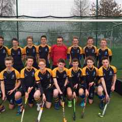 U16 boys move on to more honours.