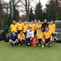 Thirsk Mens 1s lose to Hull Univ  1 3 - 0