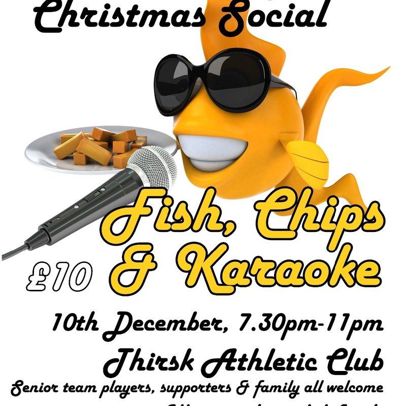 Pre-Christmas Club Social