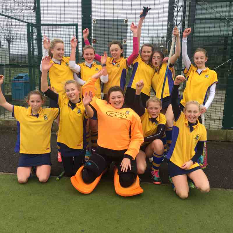 U14 Girls B team Nov 2016.