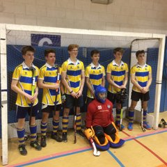 U16  boys indoor, EHB cup.