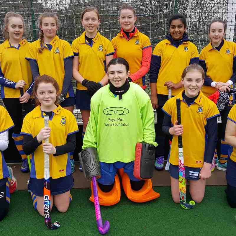 U14 C Team Girls Jan 2017.