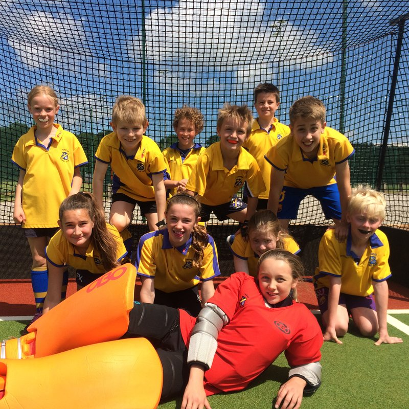 U11 Mixed team report.