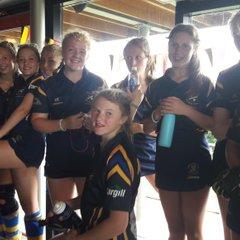 U14 Girls Amsterdam 2017.