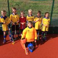 U10 Boys A Team beat York 2 0 - 1