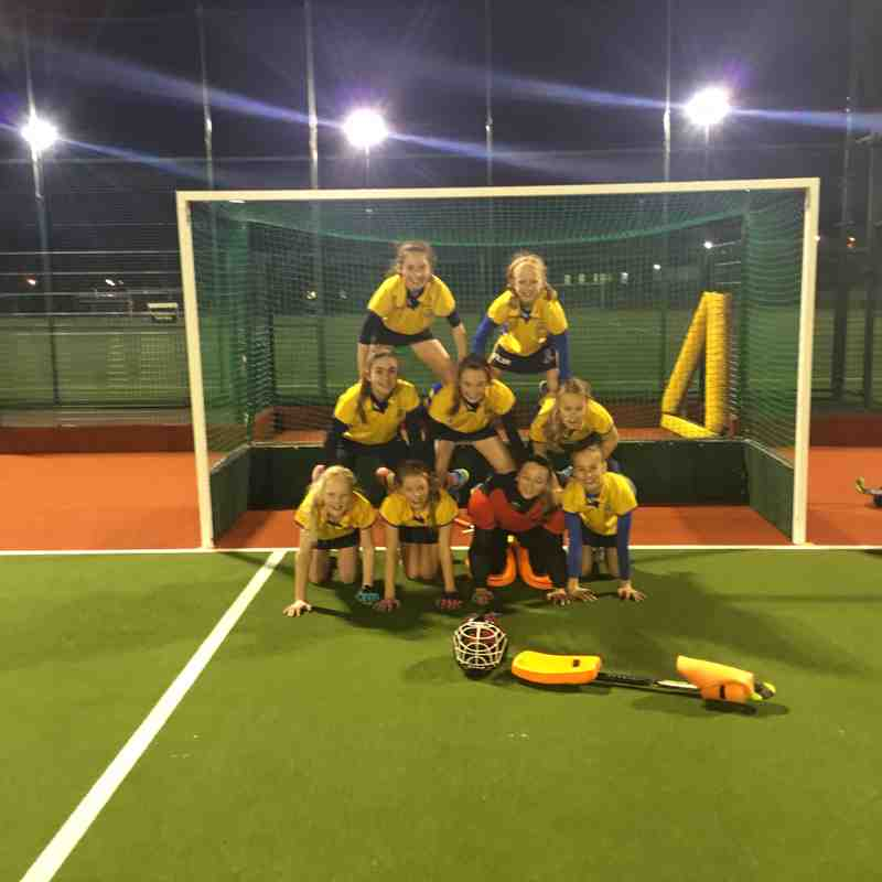 U12 Girls Feb 2018