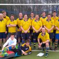 Thirsk Mens 2s lose to Harrogate 4 4 - 0