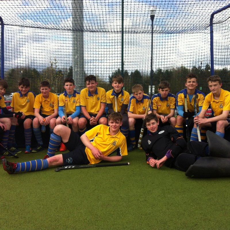 29 April play offs U16 Boys
