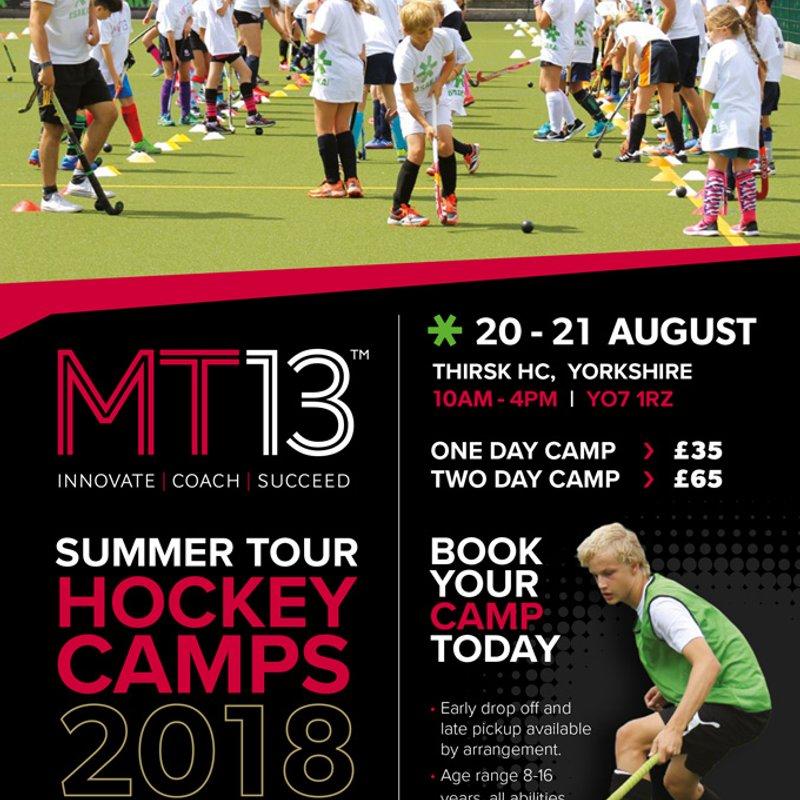 MT13 Summer Camp