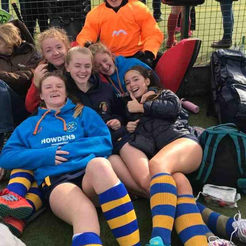 U16 Cup team