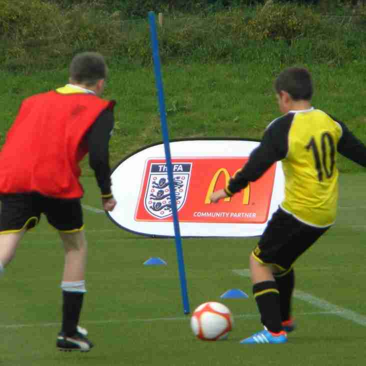 Belper Town - looking to recruit players for next seasons U16s