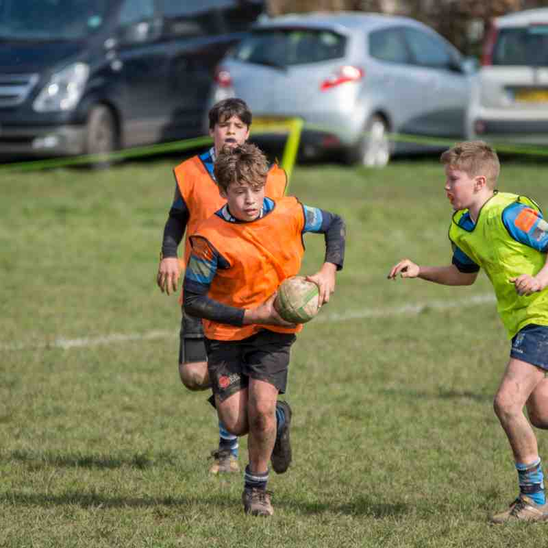 Sidmouth match March 25th 18