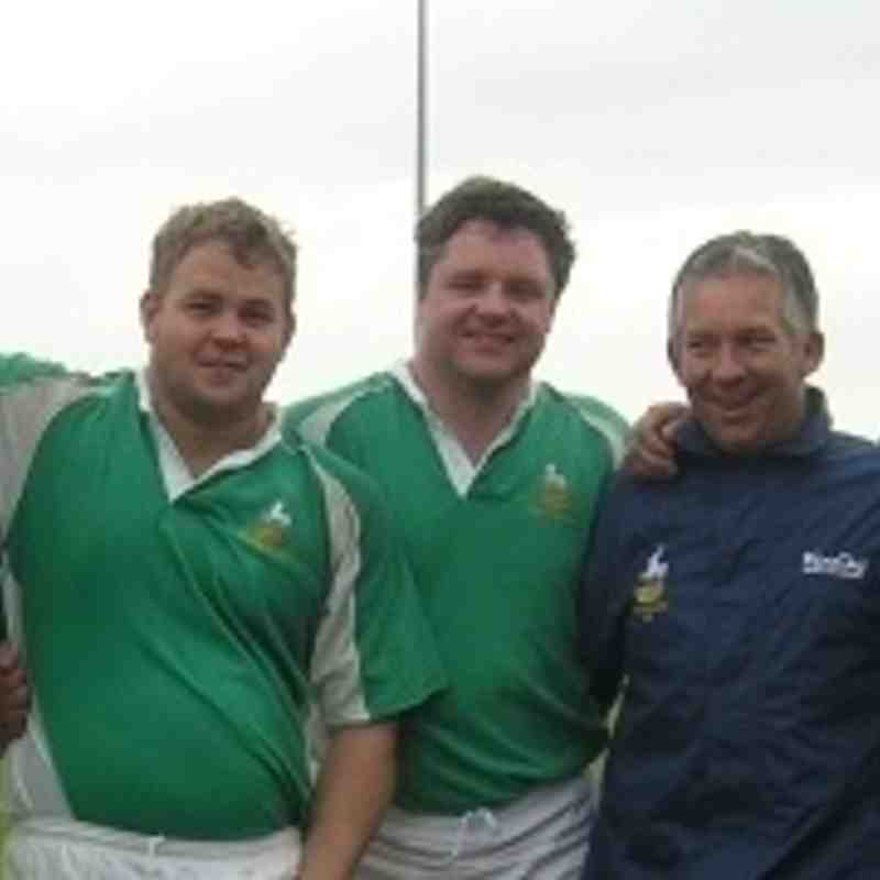 The St Albans Six County Players and Coach 2006