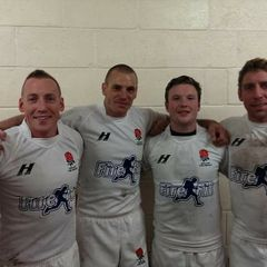 England Fire Service Rugby