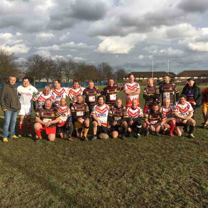 LaDS vs Medway 28th Jan the First Masters Game Anywhere in the Country in 2017