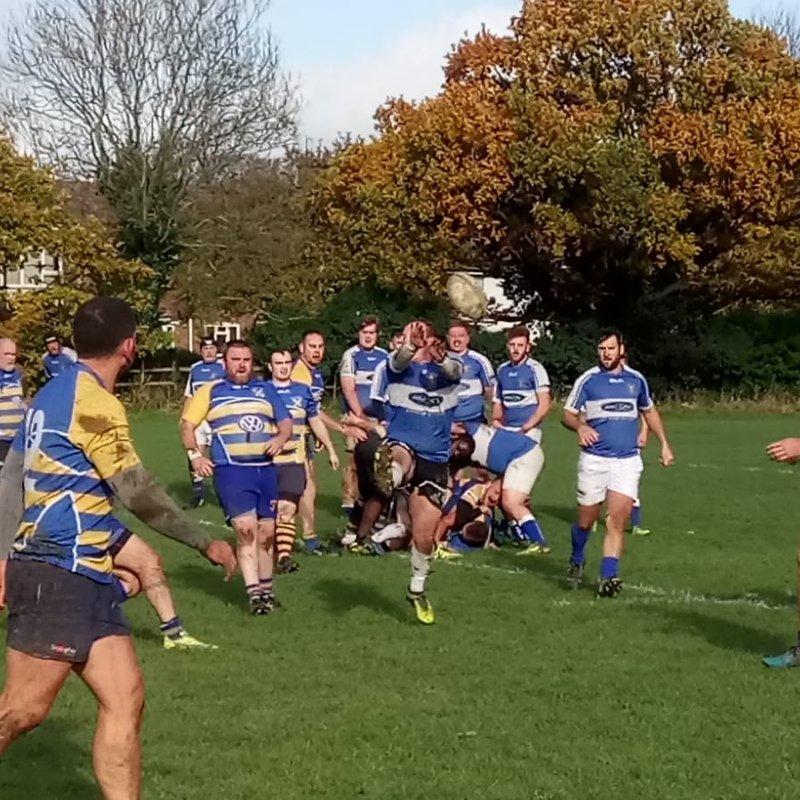 Hemel 3rds vs St Albans 3rds