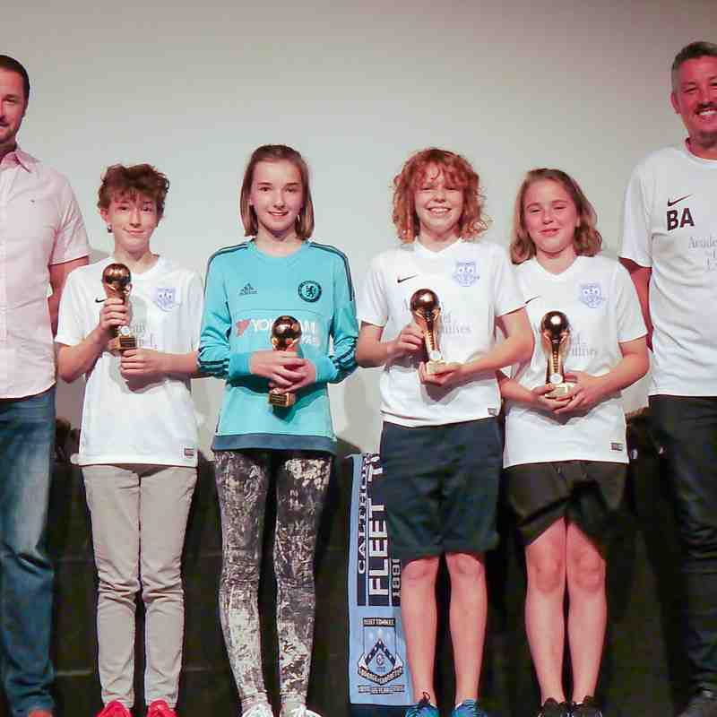 30 June 2017 Presentation Evening