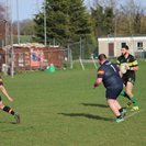 Convincing in the end for seven try Town