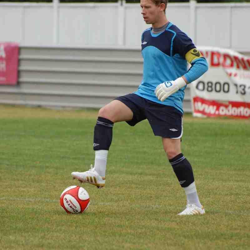 Cheshunt 2 - 0 Rovers