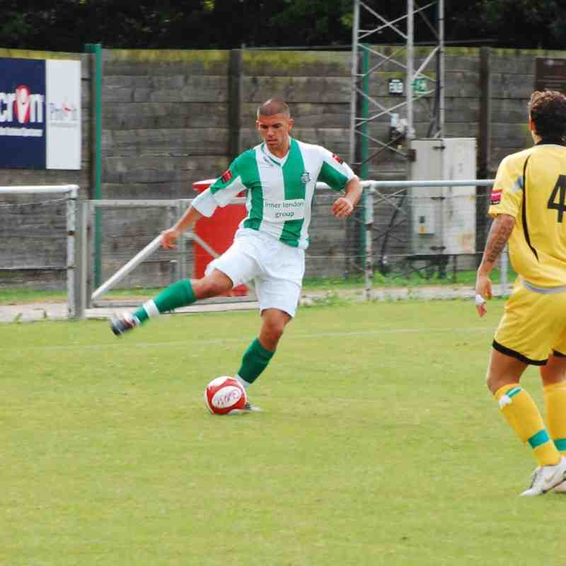 Rovers v Thamesmead