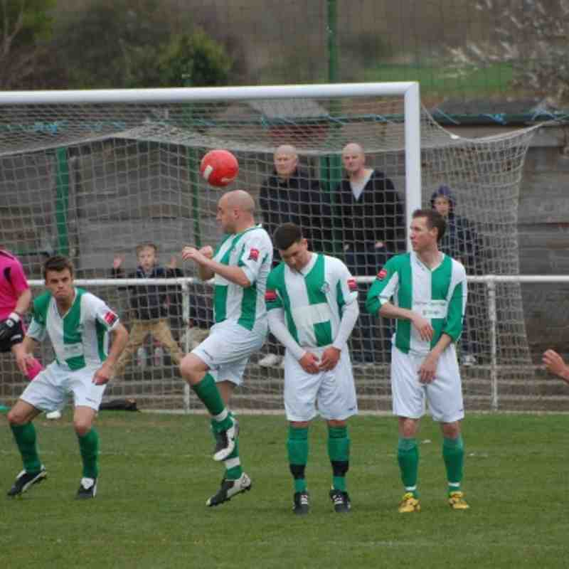 Rovers 0 - 1 Needham Market (31.03.2012)