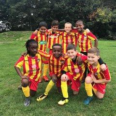 FFA Escola Reds U9's 2018/19