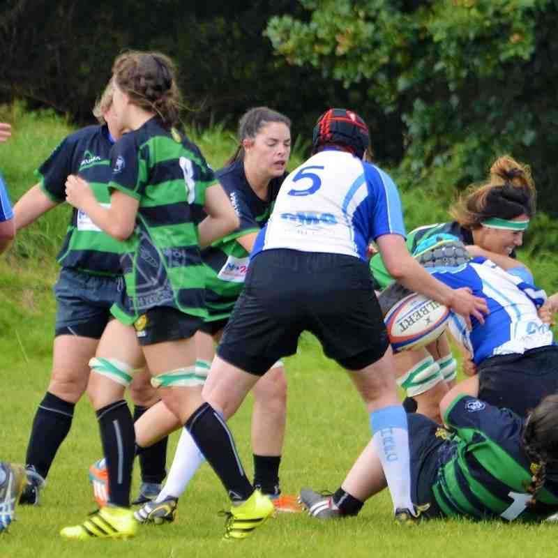 Withy Ladies 47 v 17 Honiton Ladies