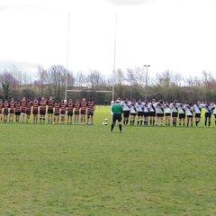Dave Bowen Cup Burton RFC U16s vs Malvern RFC U16s