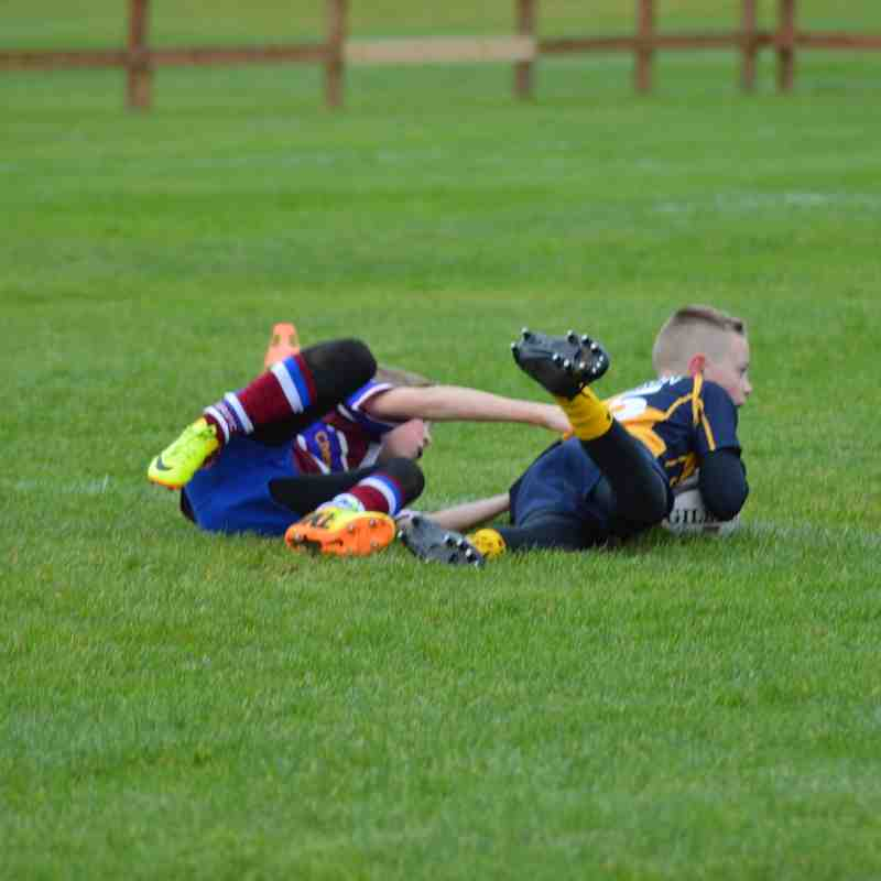 P6/7 v Irvine RFC - 25th October 2015
