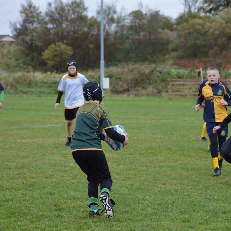 P6/7 v Irvine RFC - 25th October 2015