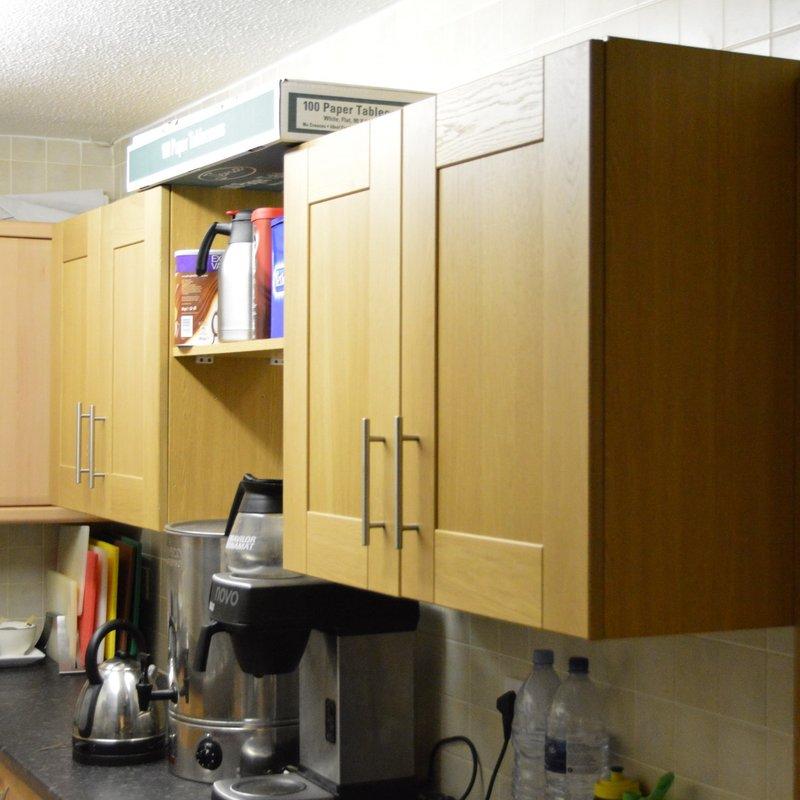 Kitchen Revamped