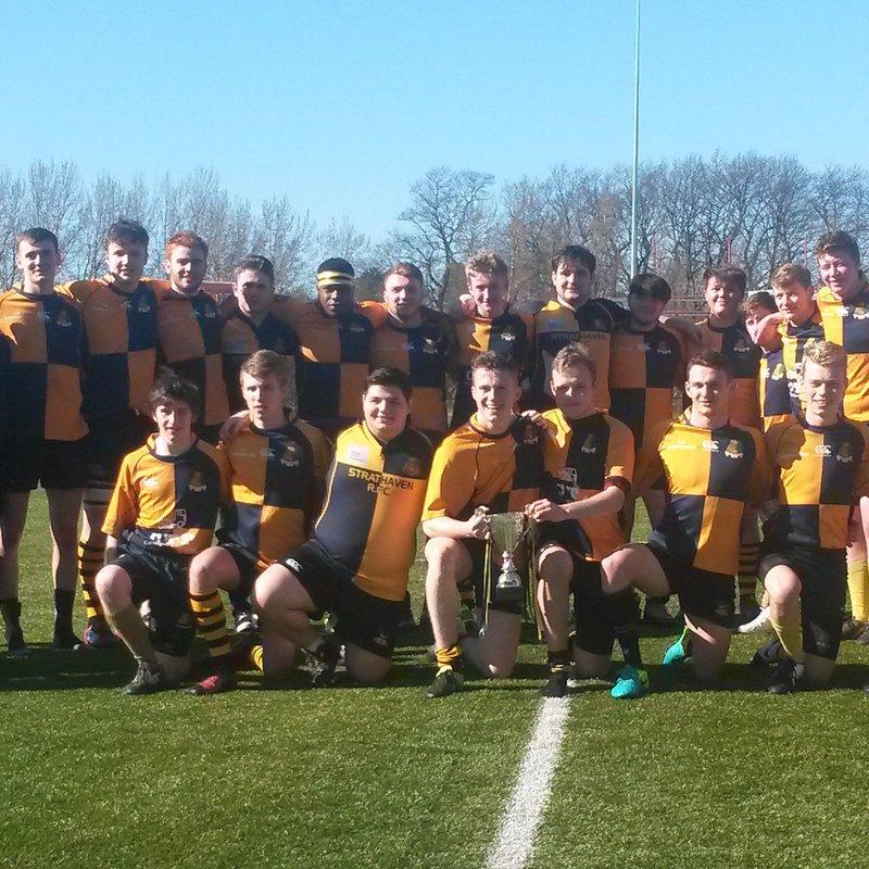 U18 Cup Final Action