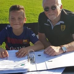 U11's Signing on Night