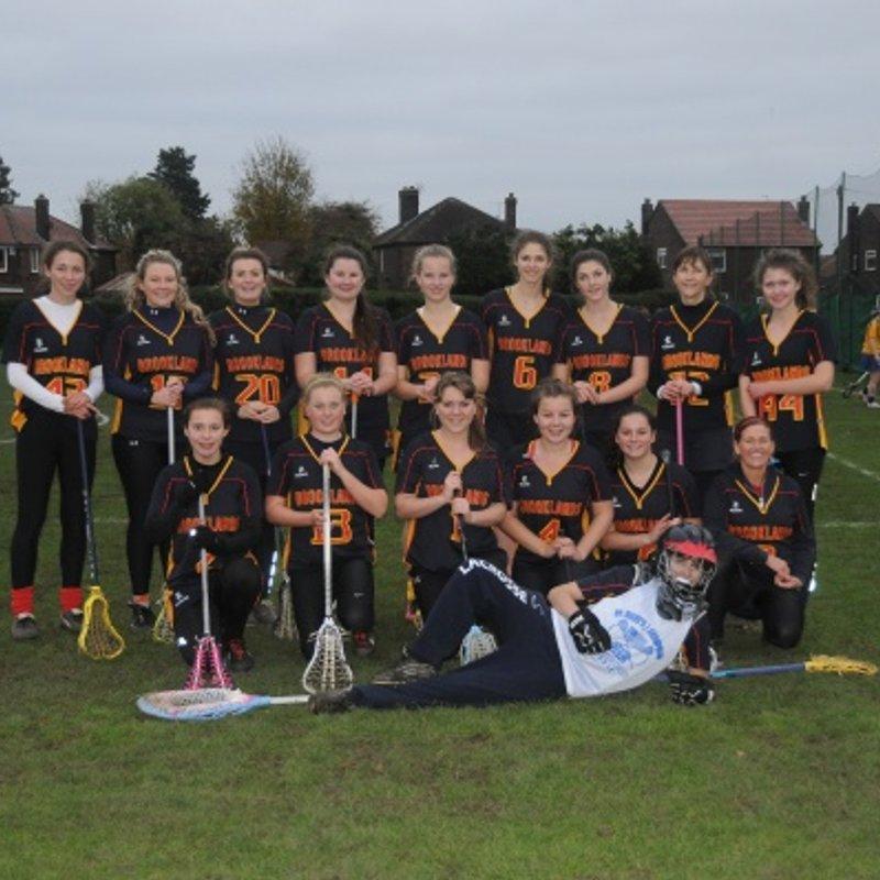 Ladies lose to Timperley  16 - 4