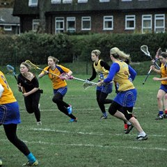 Ladies v Leeds 16.11.13