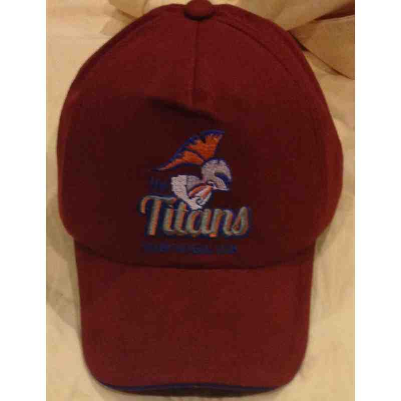 TitansRFC Crimson Players / Parents Cap
