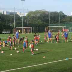 Training & Friendly games are ON this weekend
