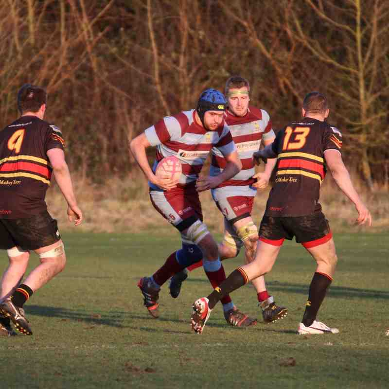 1st XV vs. West Bridgford