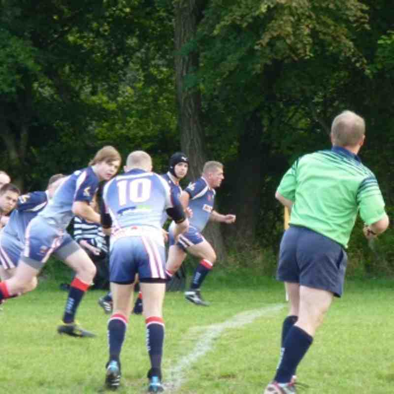Winchester 2nds v SSRFC 2nds