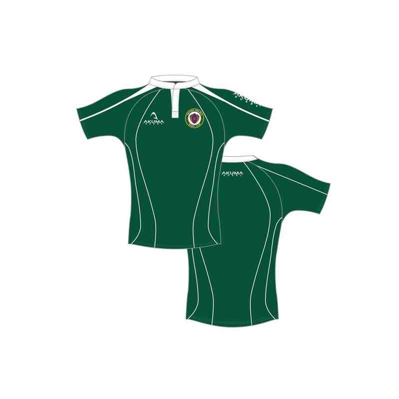 SWRFC - CHILDREN'S Green Sublimated Playing Shirt
